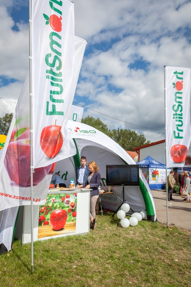dni sadu i stoisko fruitsmart