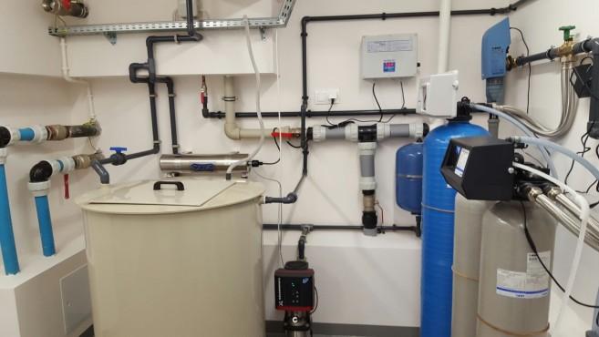 wyposażenie w laboratorium