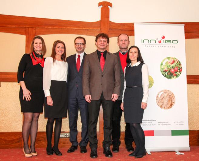 uczestnicy konferencji w czechach