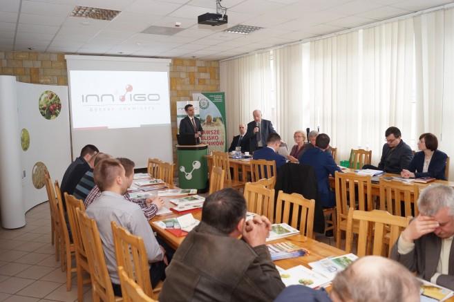konferencja o ochronie roślin w tym o insektycydach