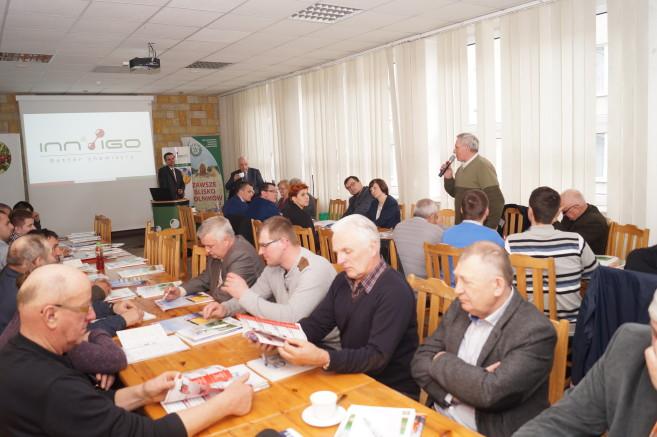 spotkanie dotyczące ochrony roślin w rolnictwie