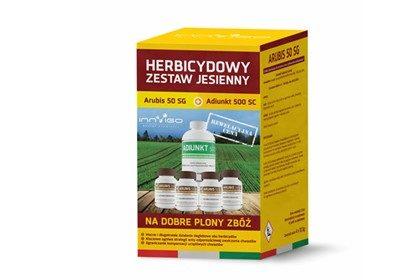 Herbicydowy zestaw jesienny