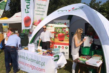 promocja fruitsmart na dniach sadu
