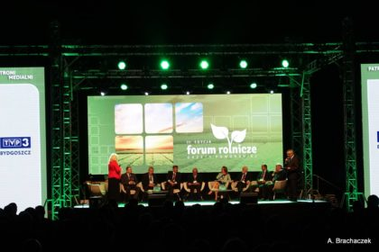 III forum rolnicze gazety pomorskiej zdjęcie