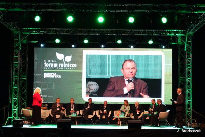 konferencja na forum rolniczym