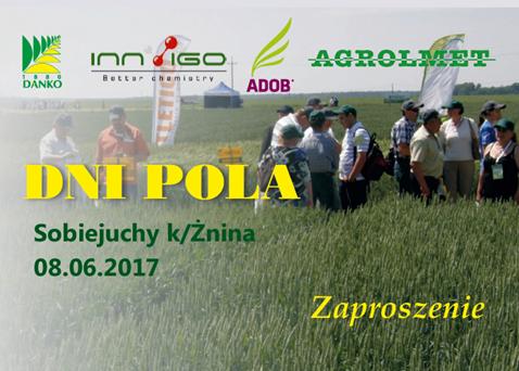 dni pola z producentem środków ochrony roślin innvigo