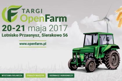 targi open farm reklama