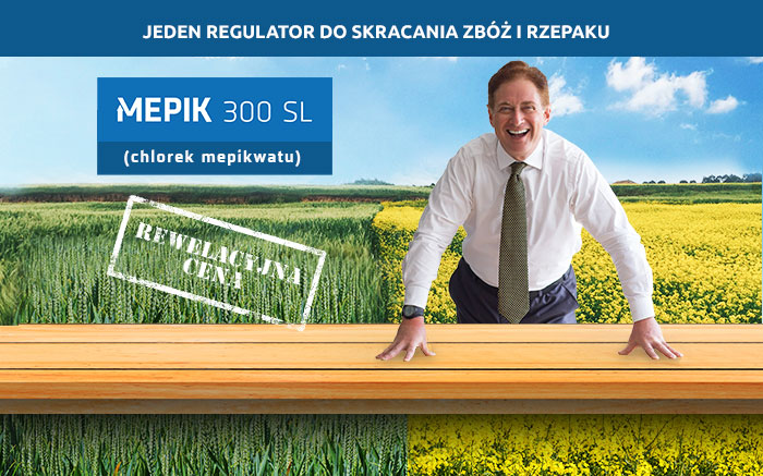 Regulator wzrostu Mepik 300 SL