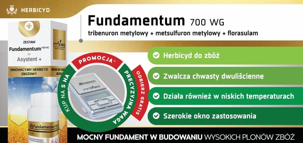 Fundamentum herbicyd trójskładnikowy