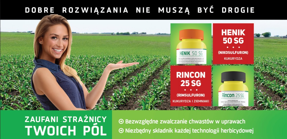 Rincon Henik - Herbicydy Innvigo