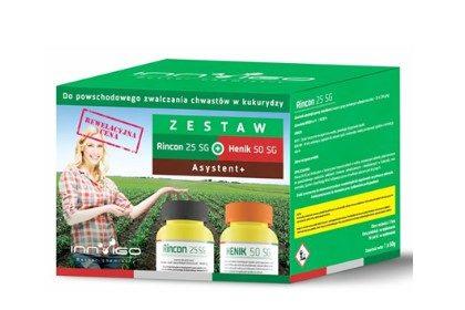 Zestaw herbicydów Rincon Henik