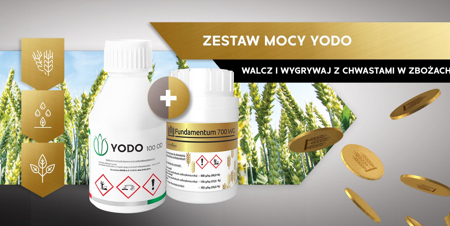 Zestaw Mocy Yodo