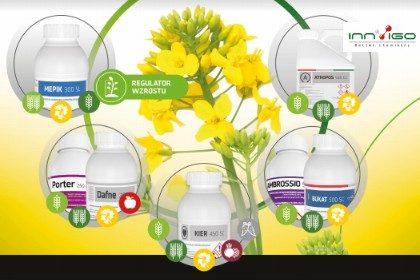 Promocja fungicydy rzepak