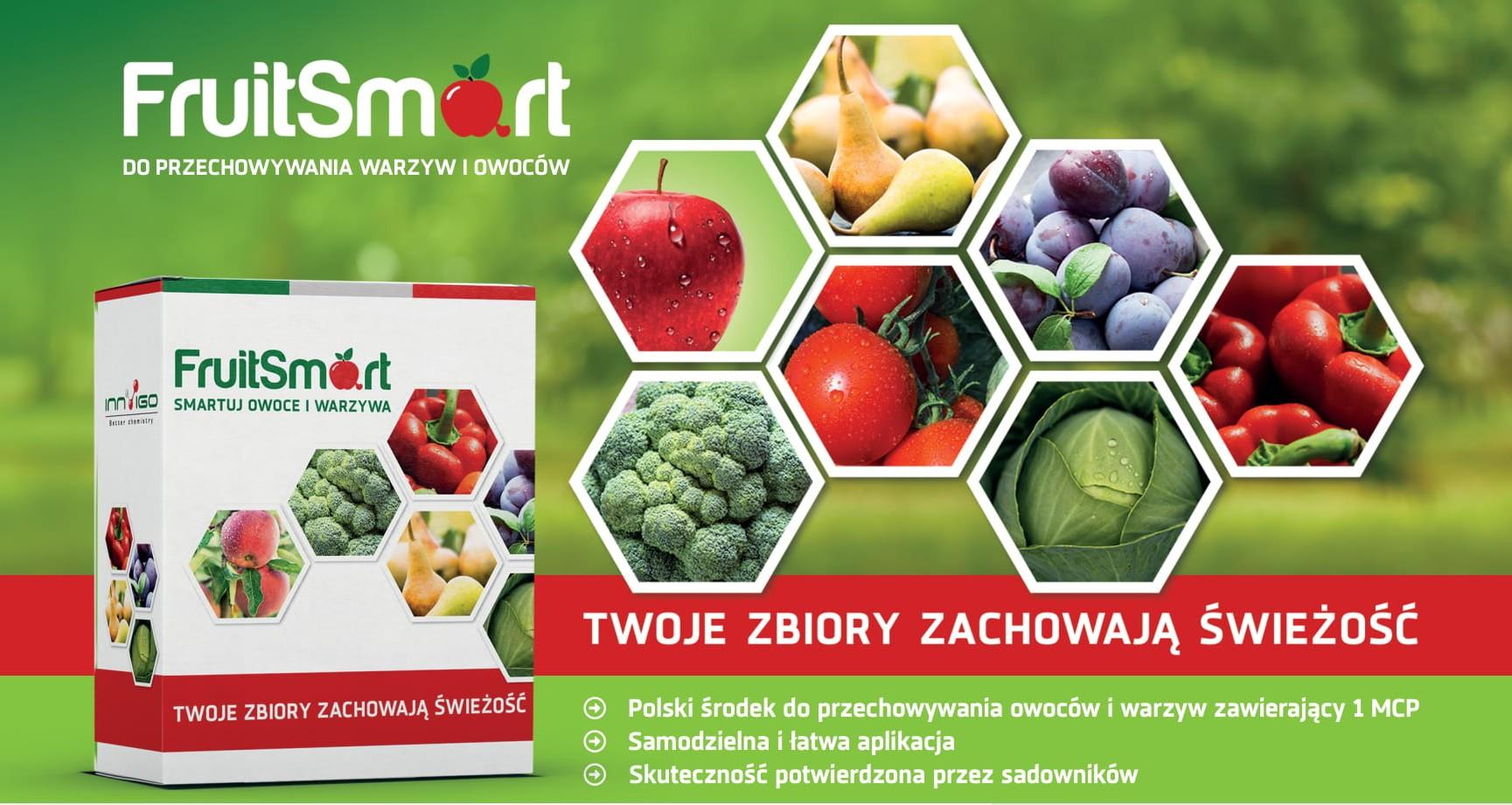 Przechowalnictwo owoców i warzyw