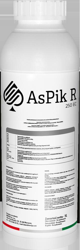 Fungicyd do rzepaku Aspik