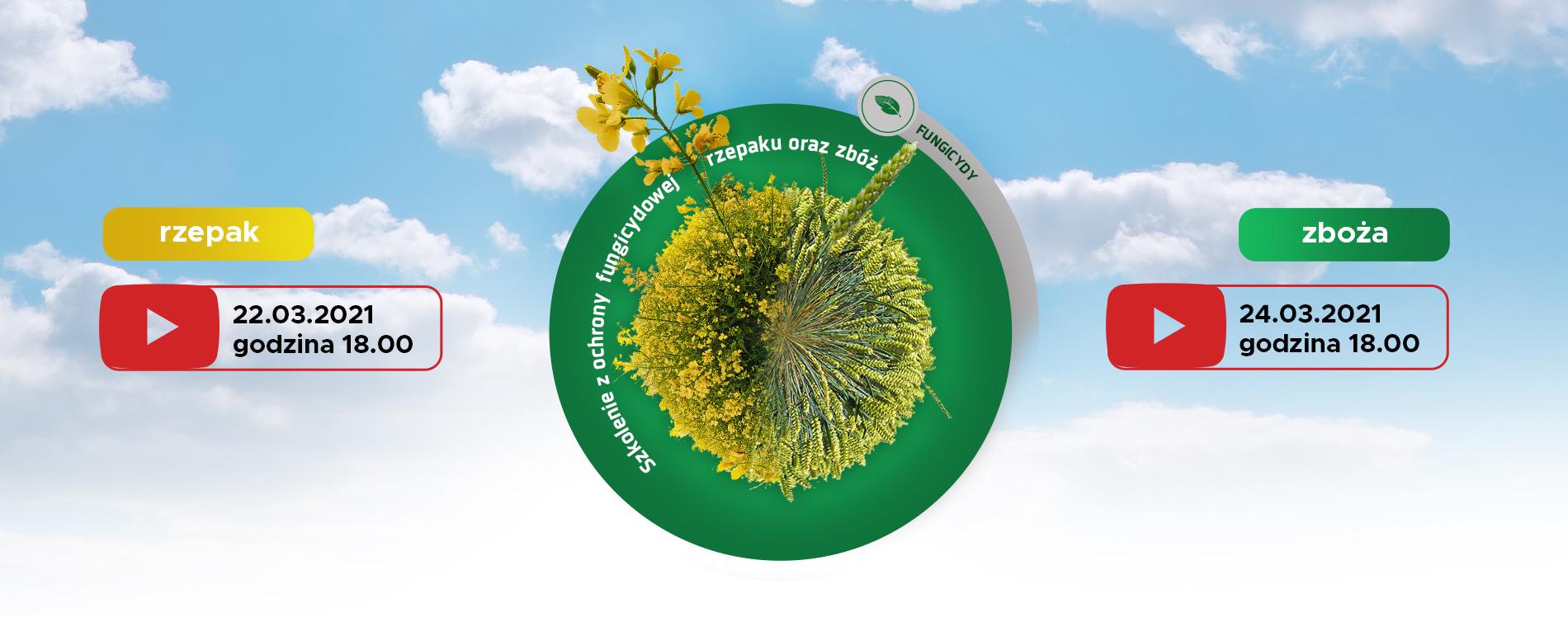 Szkolenie Innvigo - ochrona fungicydowa zbóż i rzepaku