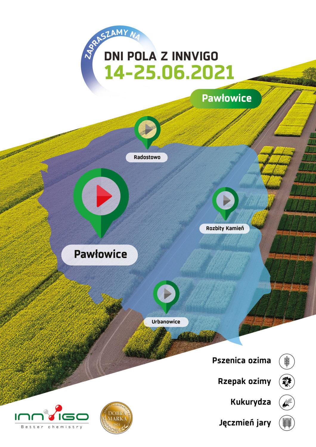 Dni Pola Pawłowice 2021