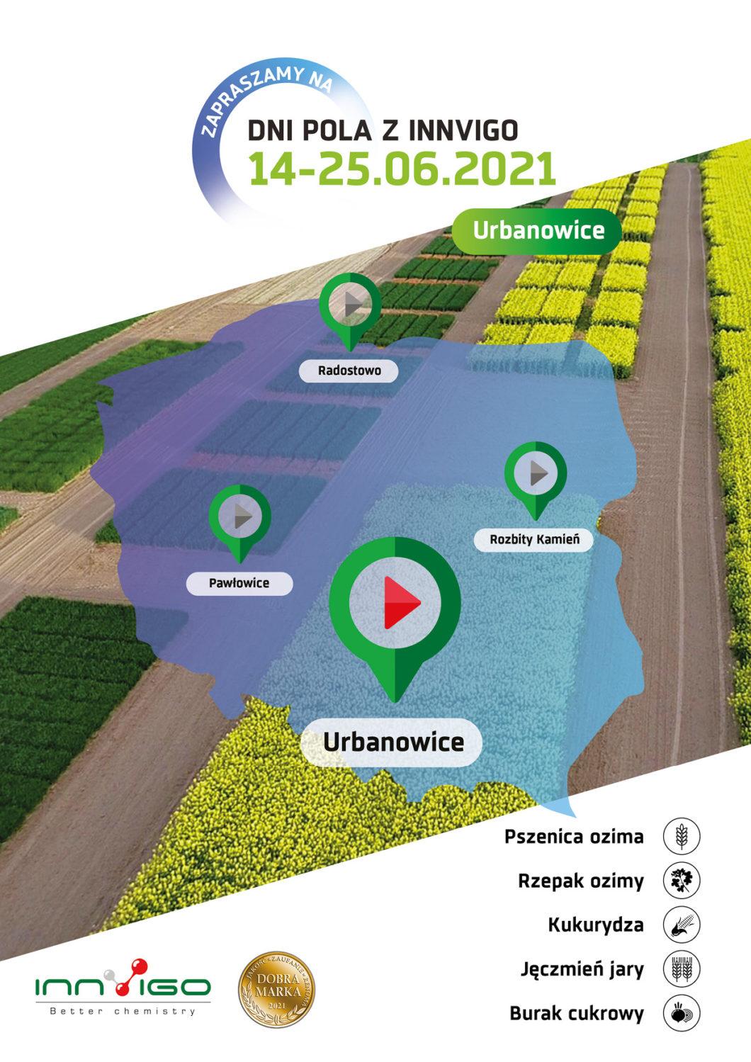Dni Pola Urbanowice 2021